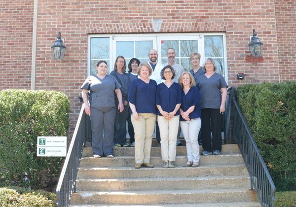 Downingtown Family Dentistry Team Photo