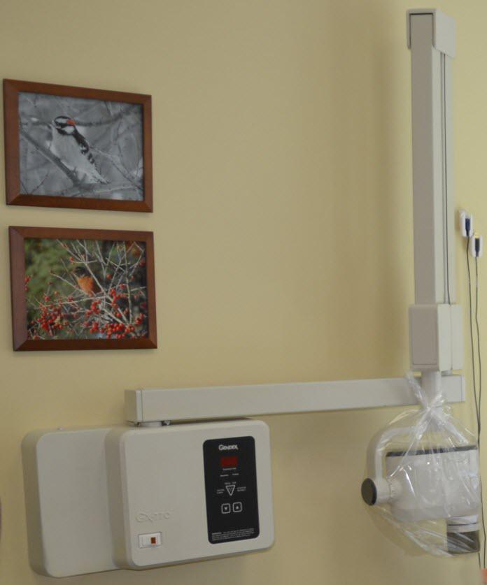 gendex 770 digital x ray dentistry